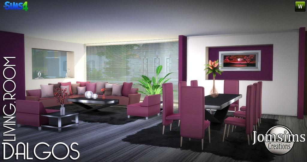 Salon Sims 4
