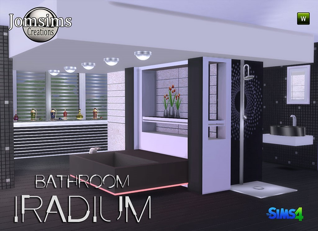 Bathroom sims 4 for Novello salle de bain