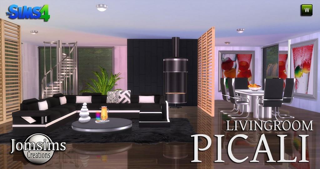 new picali livingroom plus salle manger clique image pour tlcharger