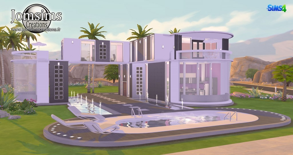 Divers Sims 4