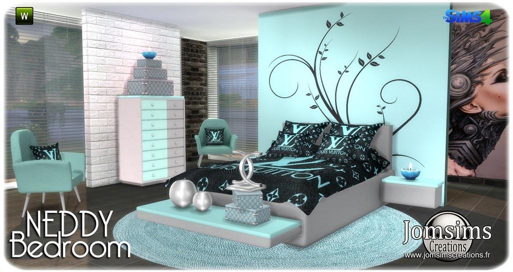 neddy chambre clique image pour tlcharger neddy chambre sims 4