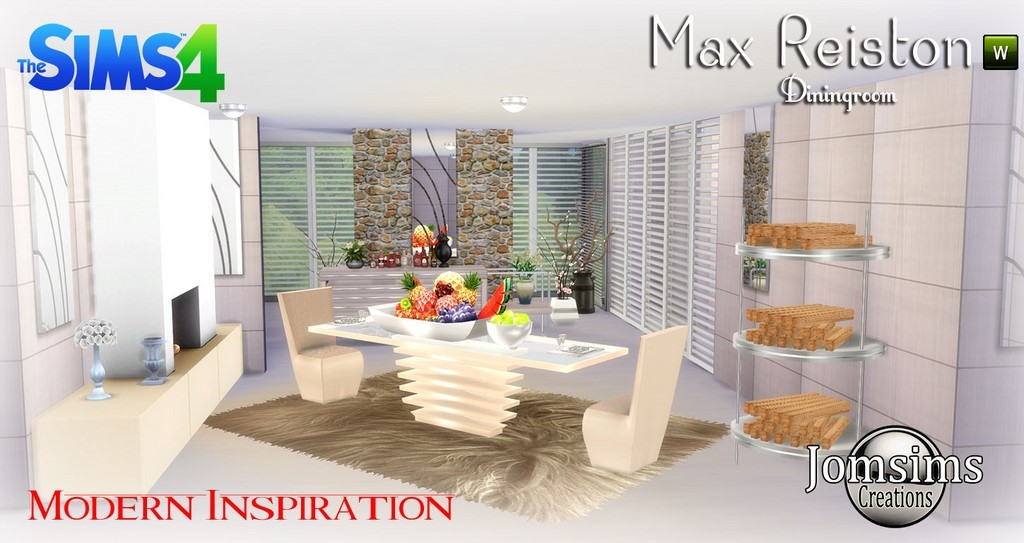 New Dining Room Max Reiston Inspiration Click Image For Download