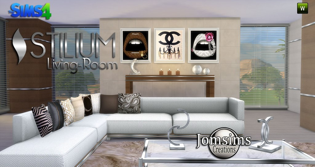 Teen bedroom sims 4 for Room decor sims 4