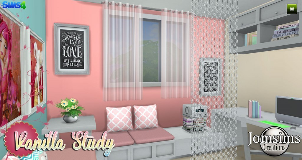 Office sims 4