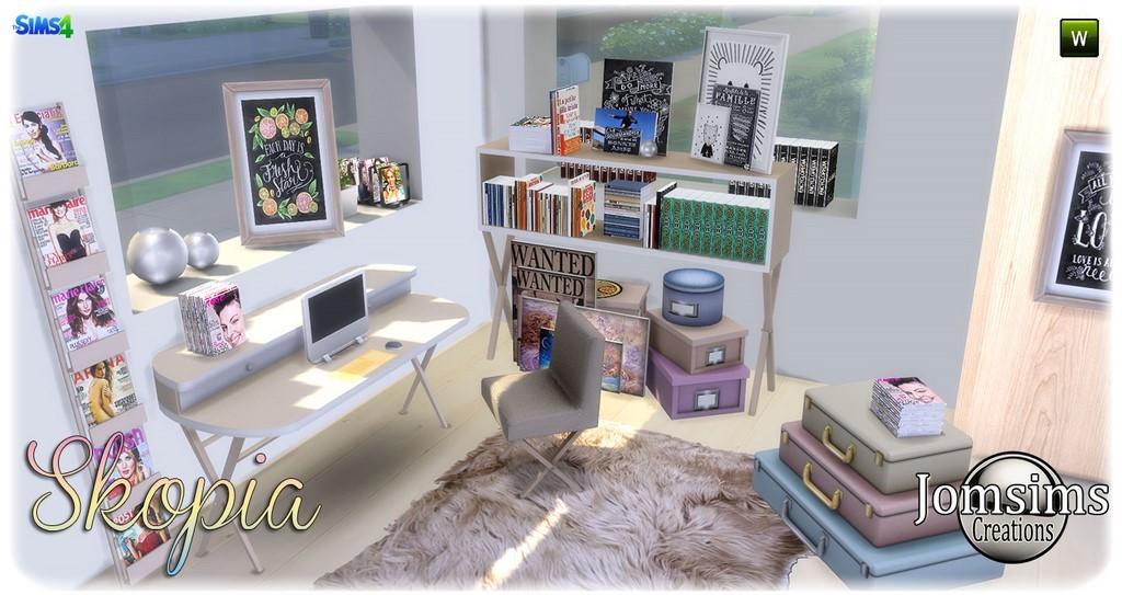 new skopia bureau sims 4 en 4 teintes des meubles aux lignes douces qui irons pratiquement avec tous les styles dinterieurs bureau chaise de bureau