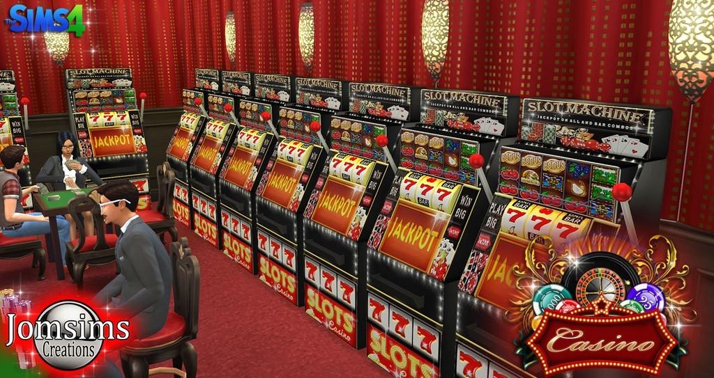 Sims Slot Machines